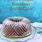 Brown Sugar Bourbon Bundt Cake