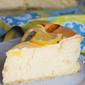 Lemon Curd Swirl Cheesecake