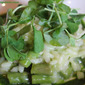 Perfect Pair: Asparagus Risotto