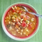 Easy Healthy Minestrone Soup