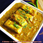 Dahi Paneer / Cottage cheese cubes cooked with curd and spices