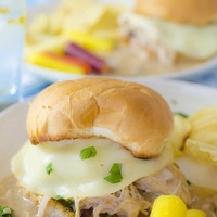 Hot Turkey Sandwich Recipe for Instant Pot or Slow Cooker