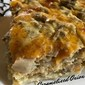 Sausage Caramelized Onion and Cheese Quiche