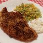 Light and Crispy Fried Catfish a la Air Fryer