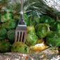 Brussels Sprouts in Tin Foil