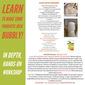 Water Kefir Workshop - Saturday, May 12th