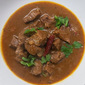 Simple Lamb Curry With Coconut