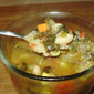 Vegetable Soup with Great Northern Beans