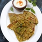 Recipe & Food Styling | Healthy Broccoli and Amaranth leaves Flat-breads – Things that keep me busy, happy and sane..