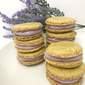 #ImprovCookingChallenge: Meyer Lemon Macarons with Lavender Buttercream