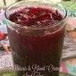 Hibiscus and Blood Orange Iced Tea