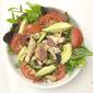#FantasticalFoodFight: Honey Mustard Chicken and Avocado Salad