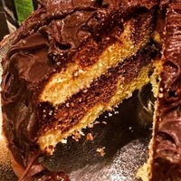 Easy Marble Cake Recipe from Scratch