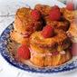 Lemon Raspberry French Toast