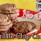 No Oven! Nutella Chocolate Chip Cookies (5 Ingredients Recipe) | Japanese Cooking Video Recipe