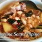 Pamplina Soup Filipino