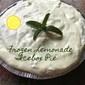 Frozen Lemonade Icebox Pie