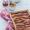 Rhubarb Pistachio Frangipane Tart