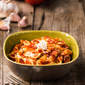 Protein-Packed Lentil Pasta with Superfood Marinara Sauce!