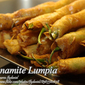Dynamite Lumpia with Cheese