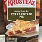 Sweet Potato Sweetie Pie Bars