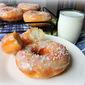 Grandmother's Glazed Donuts