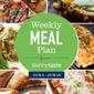 Skinnytaste Meal Plan (June 4-June 10)