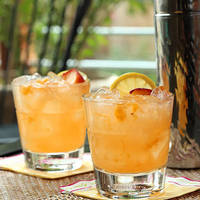 Kentucky Peach Cocktail
