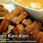 Crispy Kare-Kare Pork Pata
