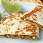 Smoky Corn Quesadilla