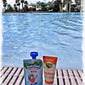 Summer Adventures with Stonyfield Pouches On the Go and Badger Sunscreen #summerfun #healthysummer #sponsored