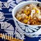 Japanese Butter Roasted Corn with Rice (SPEED Recipe) | OCHIKERON | Create Eat Happy :)
