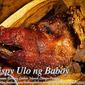 Crispy Ulo ng Baboy