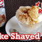 Coke Shaved Ice with Pop Rocks (Seriously Fun and Delicious Idea) | Japanese Cooking Video Recipe