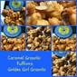 Caramel Granola Puffcorn Golden Girl