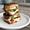 peach caprese grilled cheese sandwich