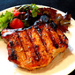 Grilled Pork Chops with Spice Paste