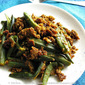Masala Bhindi / Okra cooked with spices