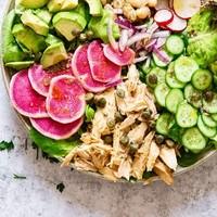 Healthy Tuna Salad Recipe (Italian Style)