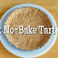 Quick No-Bake Sweet Tart Crust | Japanese Cooking Video Recipe