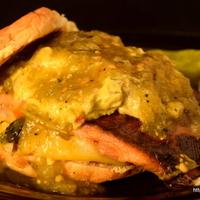 Chile Relleno Burger
