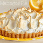 Easiest Lemon Meringue Pie from scratch | Japanese Cooking Video Recipe