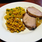 Caribbean Colombo Roasted Pork