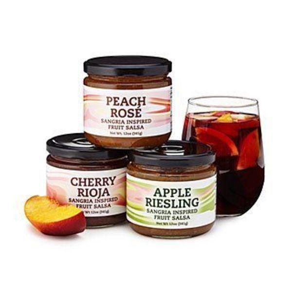 Cherry Sangria Jam