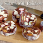 Chocolate Salami with Rainbow Mallows (No-Bake Recipe) | Japanese Cooking Video