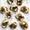 tree nut cheese, caramelized grape & pecan crostini