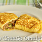 Natto Cheese Omelette (High Protein Keto Diet Recipe) | Japanese Cooking Video