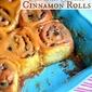 Overnight Caramel Pecan Cinnamon Rolls