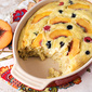 Yellow Cake Baked Oatmeal