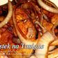 Bistek na Tanigue (Spanish Mackerel in Soy Sauce)